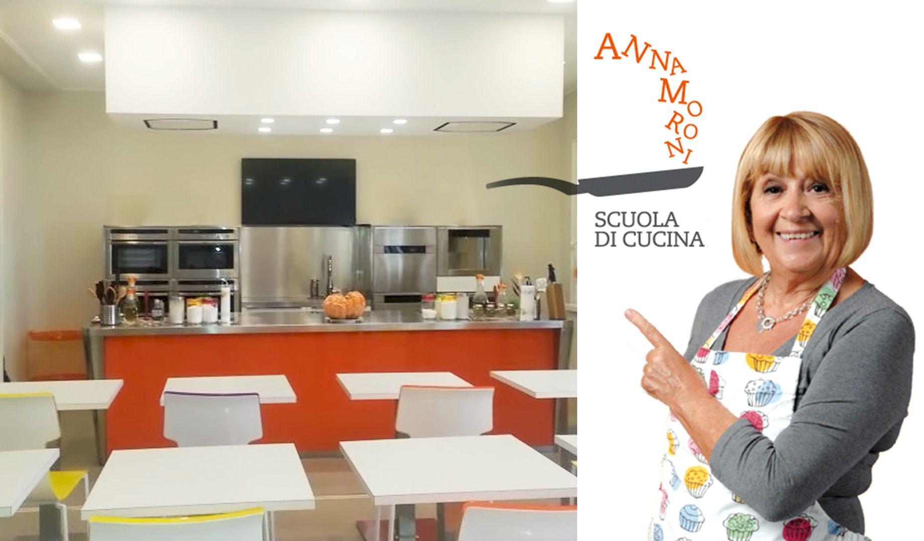 Scuola di cucina di anna moroni arca cucine italia cucine in acciaio inox - Scuola di cucina milano ...