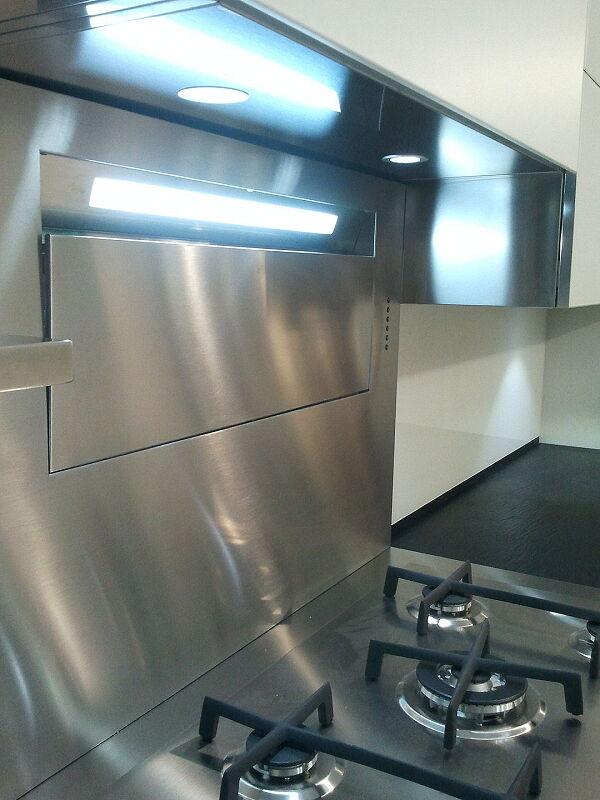 Arca Cucine Italia Cucine Domestiche Acciaio Inox Accessori Cappa A Parete 2 024 1