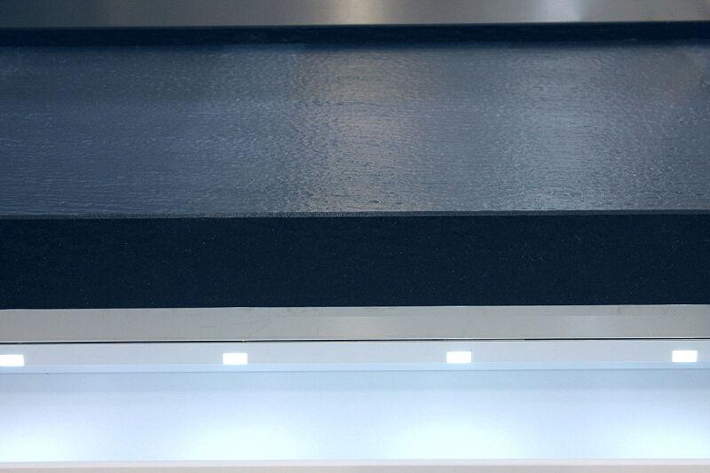 Arca Cucine Italia Cucine Domestiche Acciaio Inox Accessori Cassetto Con Illuminazione Led 2 057