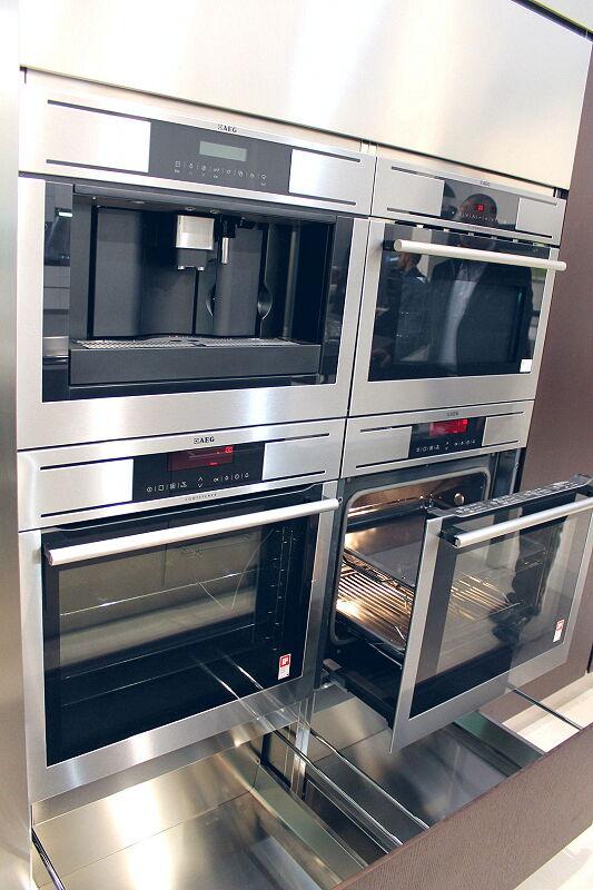 Arca Cucine Italia Cucine Domestiche Acciaio Inox Accessori Composizione 1 1