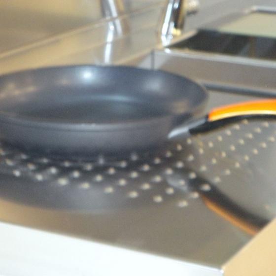 Arca Cucine Italia - Cucine Domestiche Acciaio Inox - Accessori - Gocciolatoio Integrato Sul Top 009
