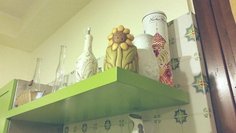 Arca Cucine Italia Cucine Domestiche Acciaio Inox Accessori Mensola Laccata Ral