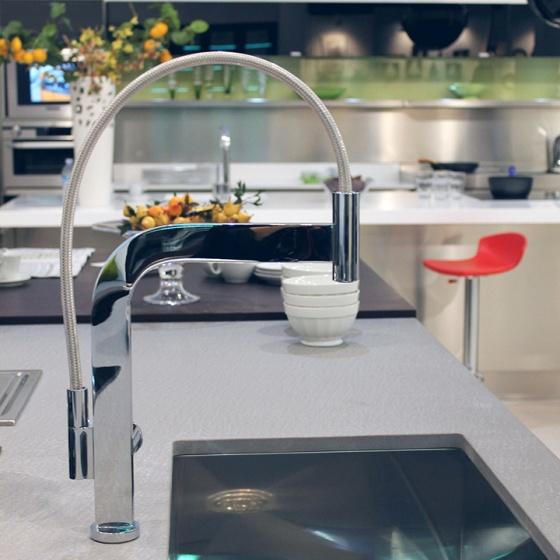 Arca Cucine Italia - Cucine Domestiche Acciaio Inox - Accessori - Miscelatore