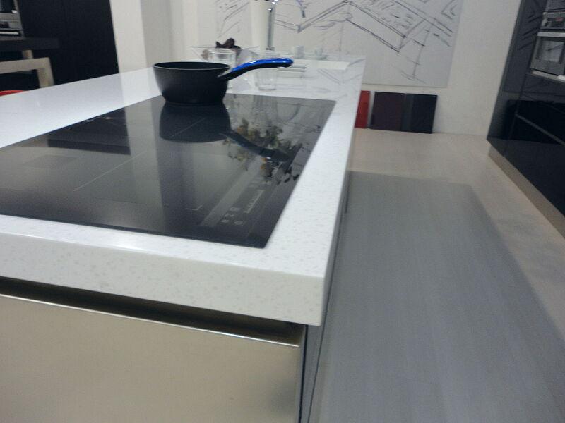 Arca Cucine Italia Cucine Domestiche Acciaio Inox Accessori Piano A Induzione 2 006 1