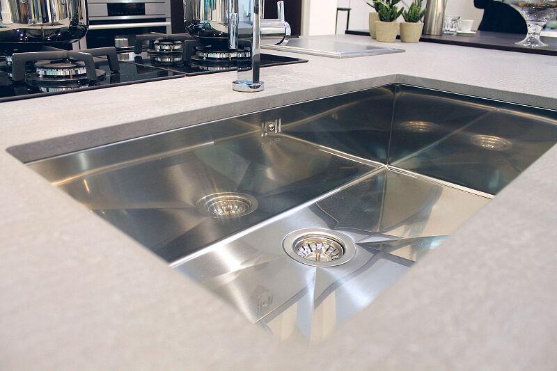 Arca Cucine Italia Cucine Domestiche Acciaio Inox Accessori Vasca Inox Design 00 Mm 001