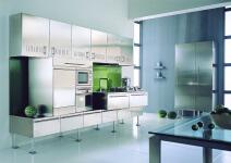 Arca Cucine Italia - Cucina in Acciaio Inox su misura - Free
