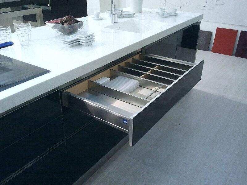 Arca Cucine Italia Cucine Domestiche Acciaio Inox Grandi Cucine 033