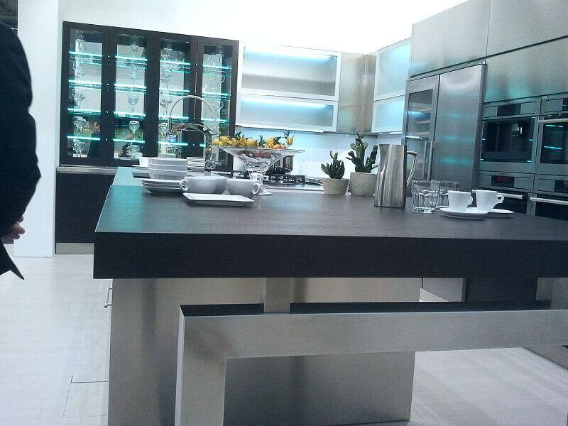 Arca Cucine Italia Cucine Domestiche Acciaio Inox Grandi Cucine 038