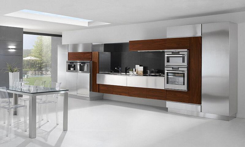 Arca Cucine Italia Cucine Domestiche Acciaio Inox Hd Arca_003_140610 709 1