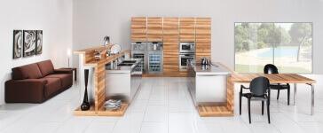 Arca Cucine Italia - Cucine Domestiche Acciaio Inox - Hd - Arca_389 475