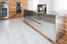 Arca Cucine Italia - Cucine Domestiche Acciaio Inox - Hd - Arca_479 469