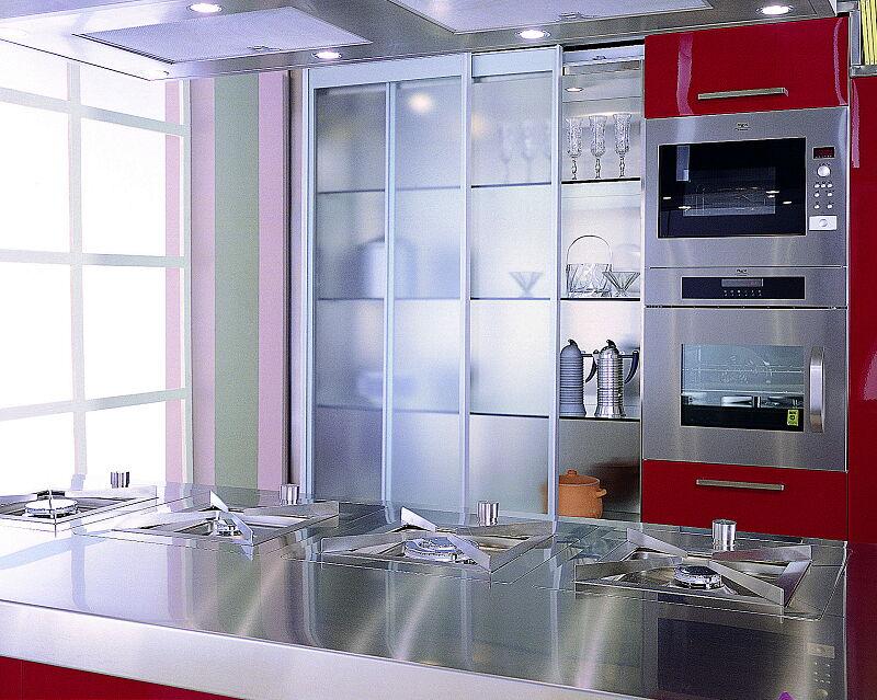 Arca Cucine Italia Cucine Domestiche Acciaio Inox Opera Partrosso5 1920 1