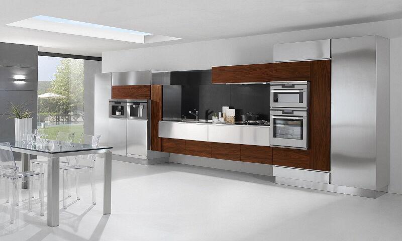 Arca Cucine Italia Cucine Domestiche Acciaio Inox Retro Arca_003_140610 1920 1