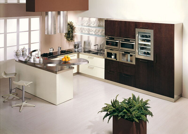 Arca Italian Kitchen Stainless Steel Kitchen Milf Retunne 01 1920