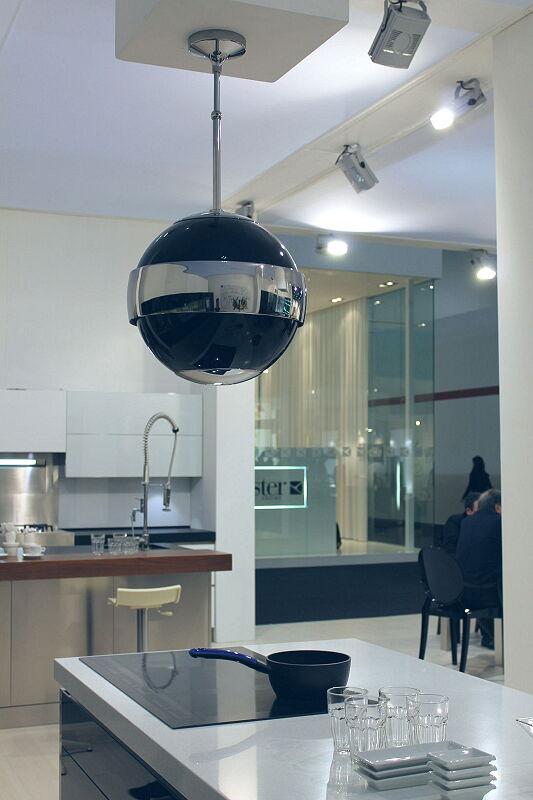 Arca Cucine Italia Cucine Domestiche Acciaio Inox Trend Vetro 1829 054