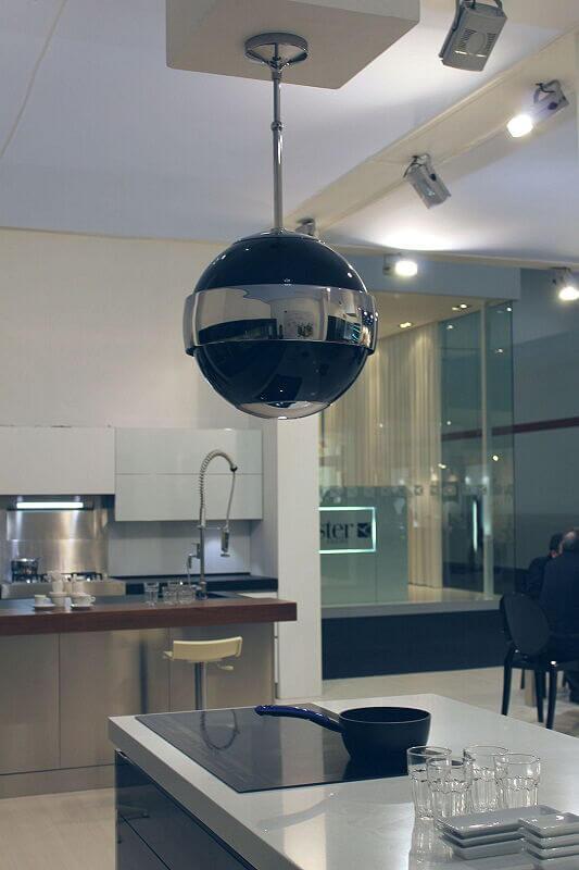 Arca Cucine Italia Cucine Domestiche Acciaio Inox Trend Vetro 1830 053