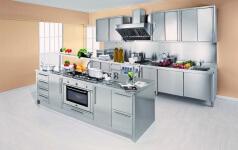 Arca Cucine Italia - Cucine Domestiche Acciaio Inox - Workstation - Isola + Grand Chef