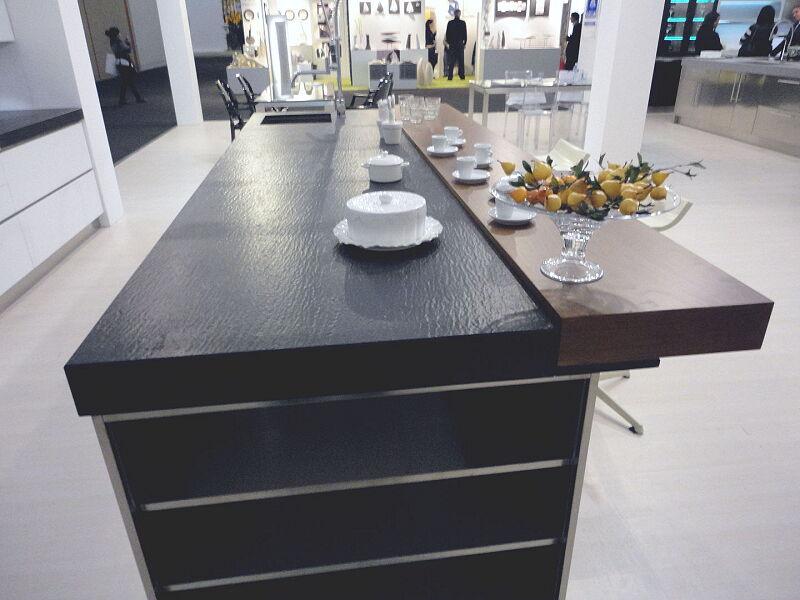 Ark Kitchens Italian Kitchens Milf Stainless Steel 0002