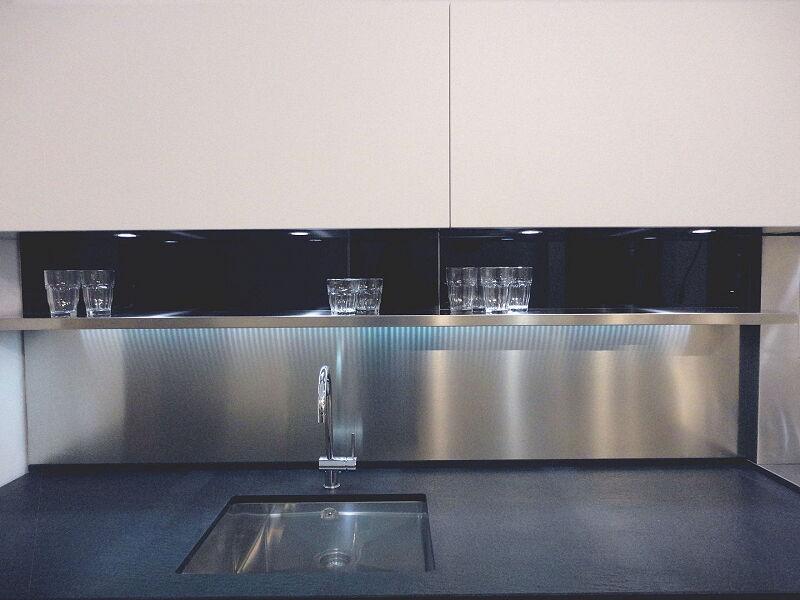 Arca Cucine Italia Cucine Domestiche In Acciaio Inox 0005