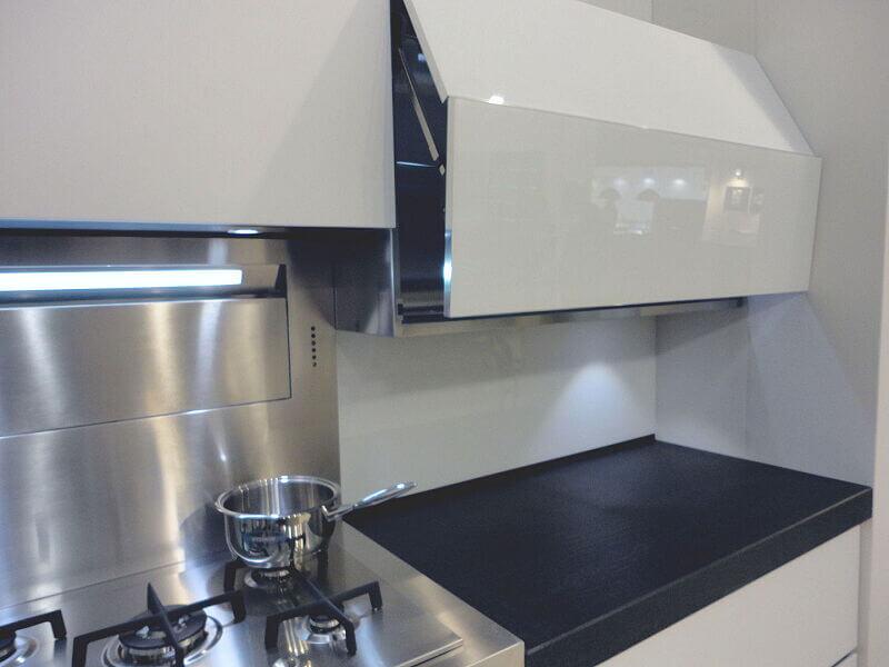 Arca Cucine Italia Cucine Domestiche In Acciaio Inox 0009