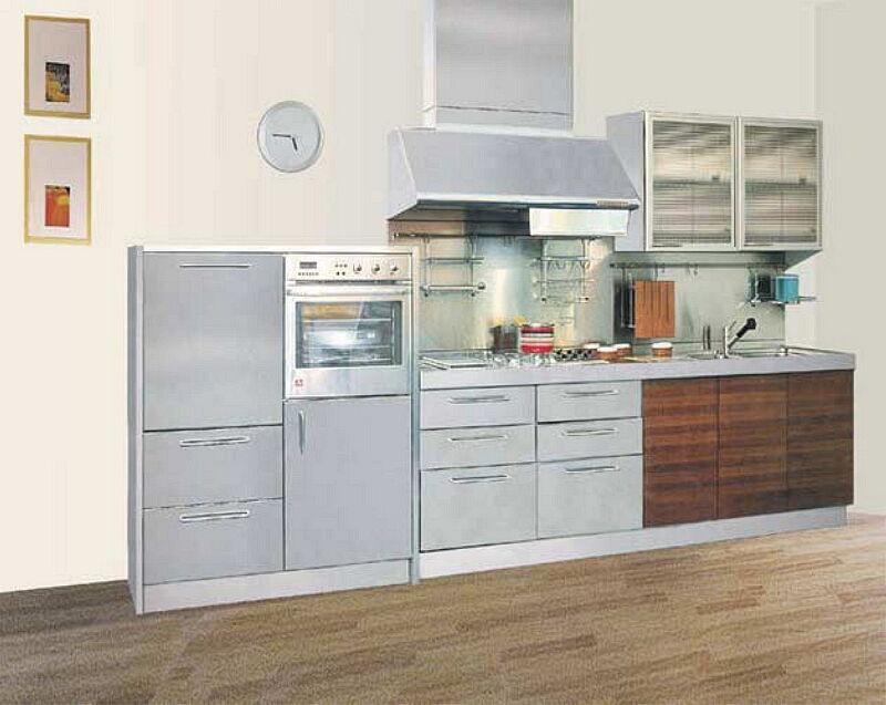 Arca Cucine Italia Cucine Domestiche In Acciaio Inox 01 1 Chef Professional 0001