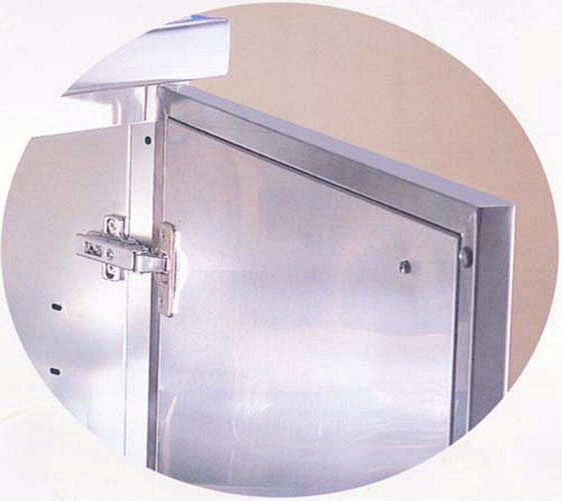 Ark Kitchens Italian Kitchens Milf Stainless Steel 03 1 Valeria 0004