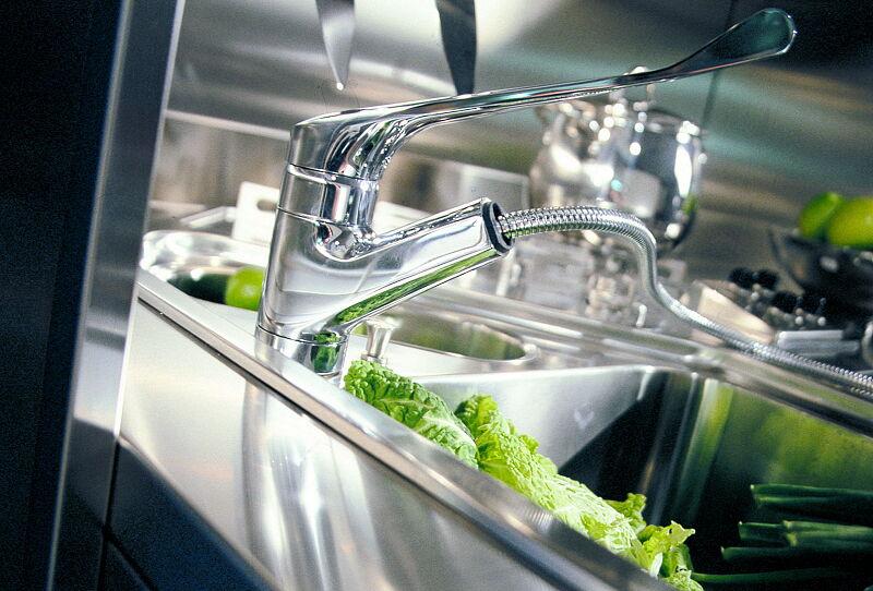 Arca Cucine Italia Cucine Domestiche In Acciaio Inox 10 Wagon 0003