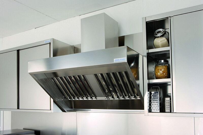 Arca Cucine Italia Cucine Domestiche In Acciaio Inox 12 Gourmet Grand Chef 0003