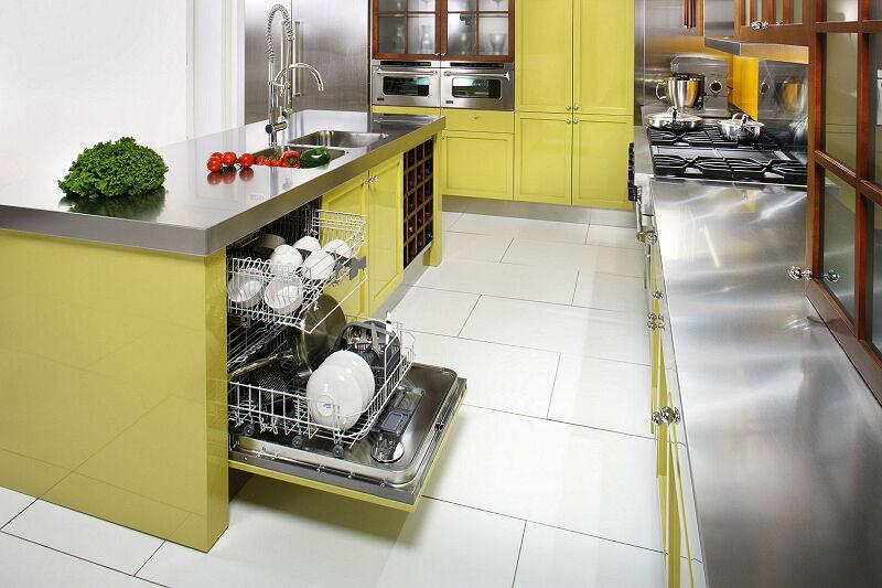Arca Cucine Italia Cucine Domestiche In Acciaio Inox 14 Cambridge 0004