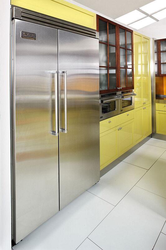 Arca Cucine Italia Cucine Domestiche In Acciaio Inox 14 Cambridge 0006