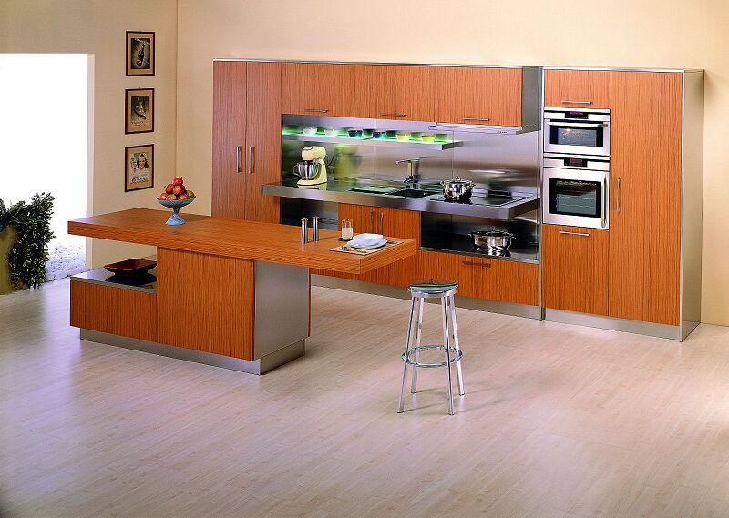 Ark Kitchens Italian Kitchens Milf Stainless Steel 19 Elle 0002