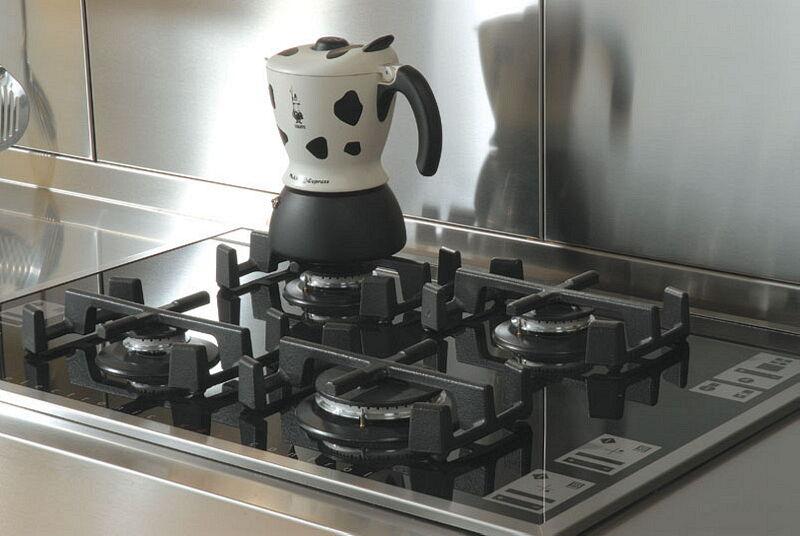 Arca Cucine Italia Cucine Domestiche In Acciaio Inox 22 Living 0002