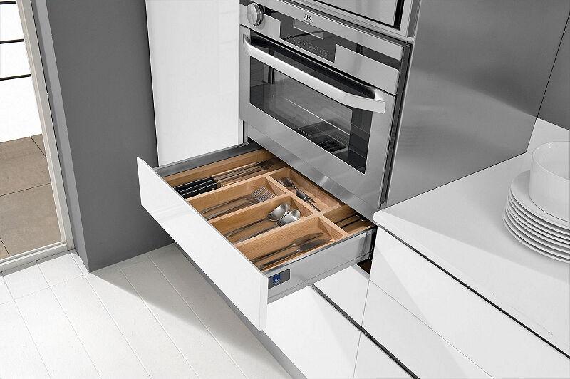 Arca Cucine Italia Cucine Domestiche In Acciaio Inox 25 Trend 0002