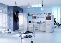 Arca Cucine Italia - Cucine Domestiche in Acciaio Inox - Venere