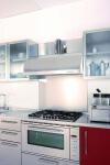 Arca Cucine Italia - Cucine Domestiche in Acciaio Inox - 13 - Gourmet - Pensili e Aspirazione