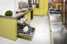 Arca Cucine Italia - Cuine Domestiche in Acciaio Inox - 14 - Cambridge - Lavastovigle