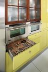 Arca Cucine Italia - Cucine Domestiche in Acciaio Inox - 14 - Cambridge - Cassetto