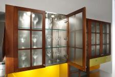 Arca Cucine Italia - Cucine Domestiche in Acciaio Inox - 14 - Cambridge - Pensili