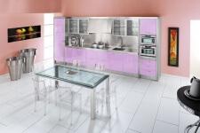 Arca Cucine Italia - Cucine Domestiche in Acciaio Inox - 15 - Essex - Rosa