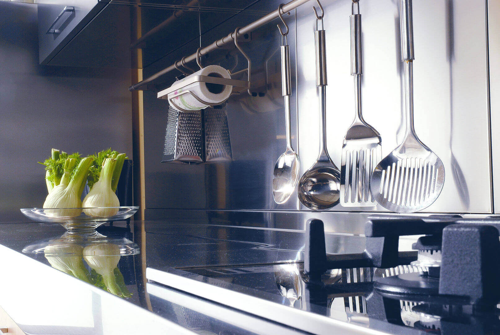 Arca Cucine Italy - Kitchen Stainless Steel - Quadra